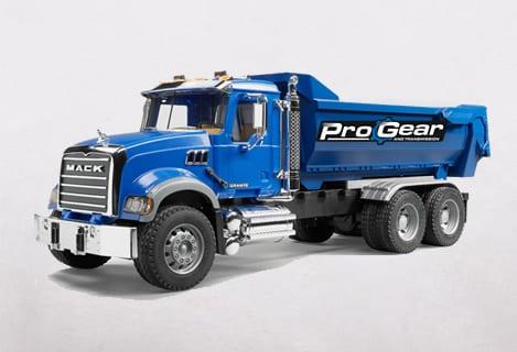 Mack Truck PTO