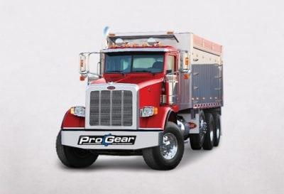 PTO for dump trucks